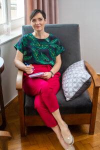 Agnieszka Pawłowska sesja